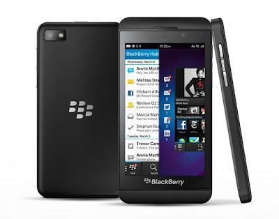 Harga Blackberry Z10 Terbaru