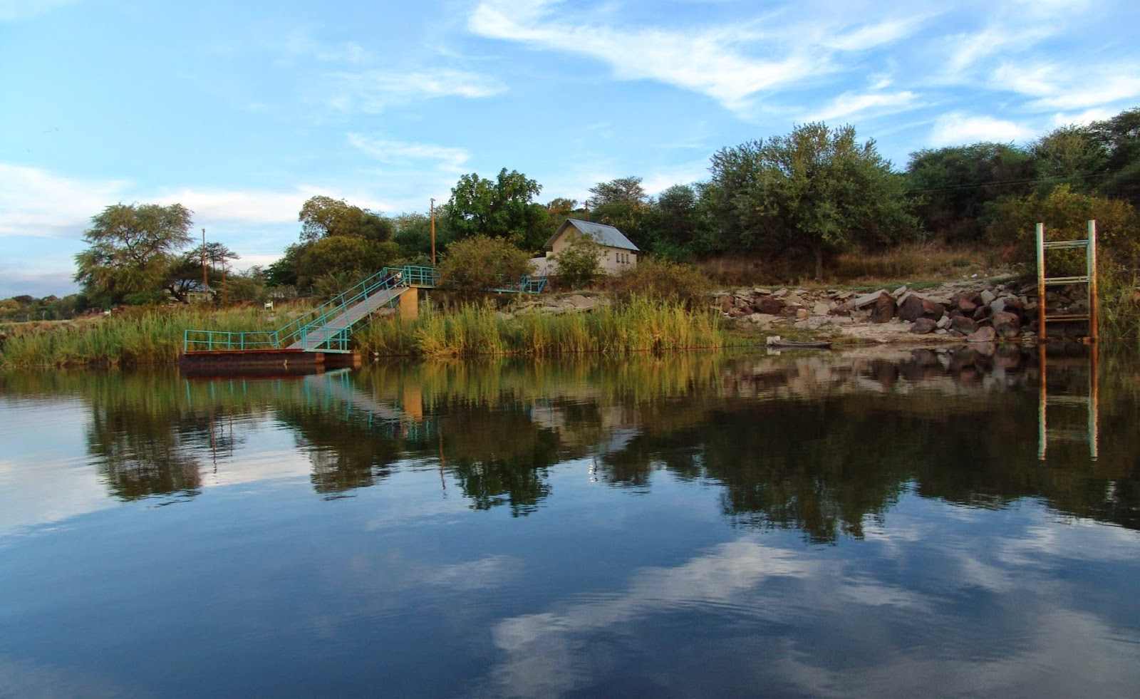 Okavango River Namibia