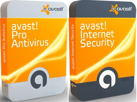 Download Avast! Internet Security & Pro Antivirus 6.0.1000