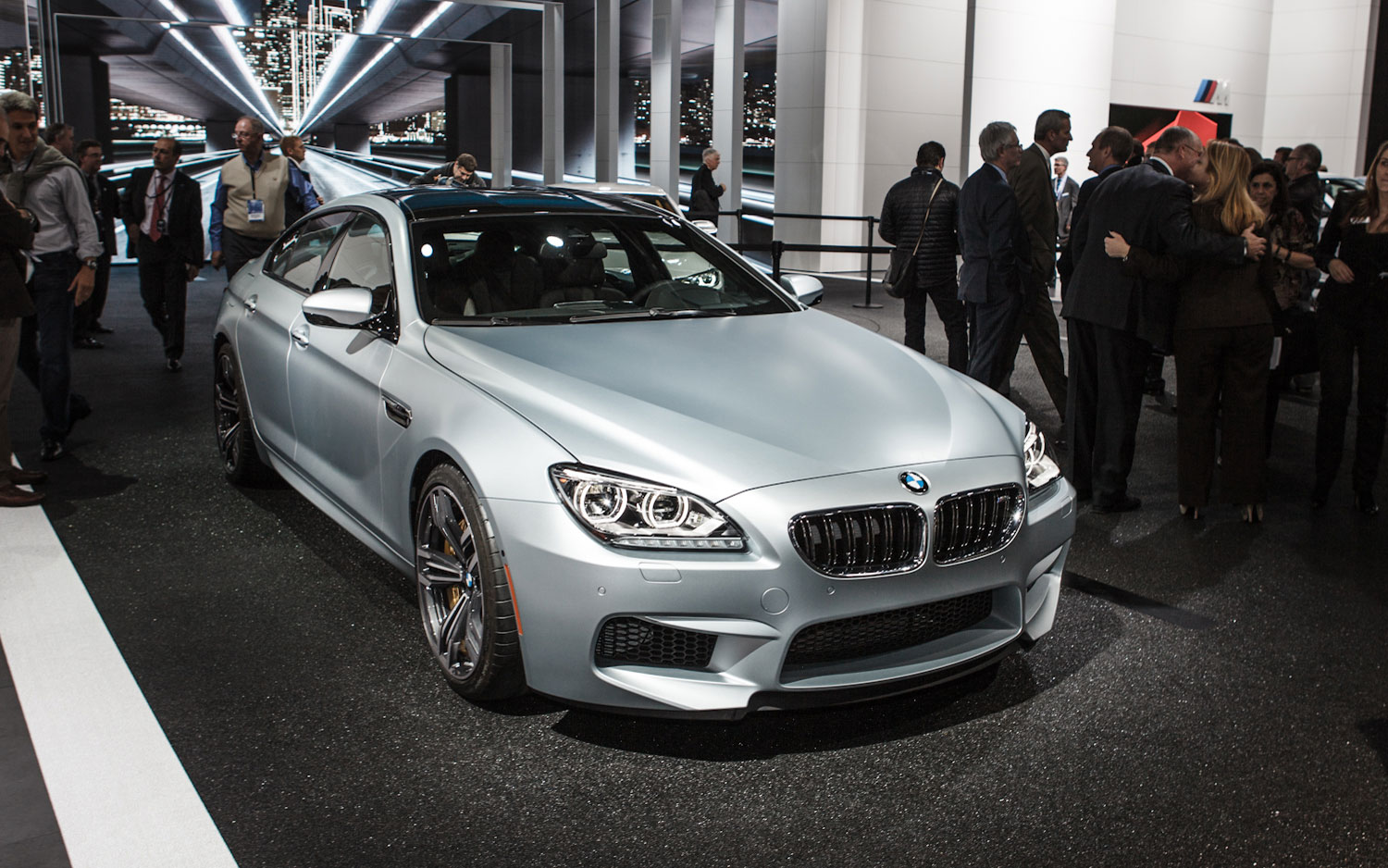 Cars Model 2013 2014  2014 BMW M6 Gran Coupe
