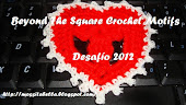 Desafío 2012 Motivos y Granny... Beyond The Square Crochet Motifs