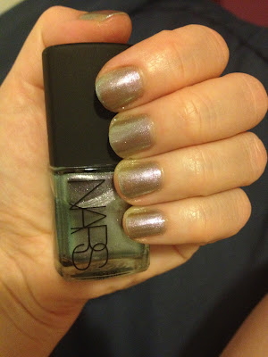 NARS, NARS Disco Inferno, nail polish, nail varnish, nail lacquer, manicure, mani monday, #manimonday, nails