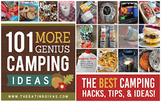 101 {MORE} Genius Camping Ideas