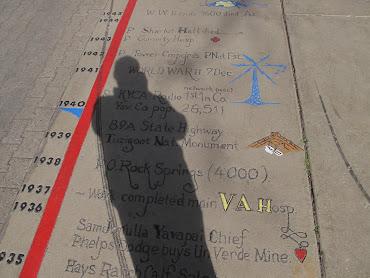 Prescott, AZ  Timeline.