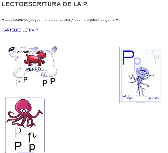http://mimundodept.blogspot.com.es/2013/11/lectoescritura-de-la-p.html