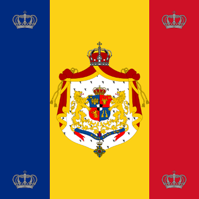 Flag of the King - 1898-1922.  Photo courtesy of wikipedia