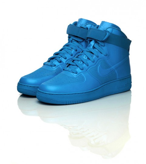 Nike Air Force Blu