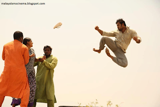 fight sequence of Orissa movie