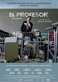 Ver Película El Profesor Online Gratis (2011)