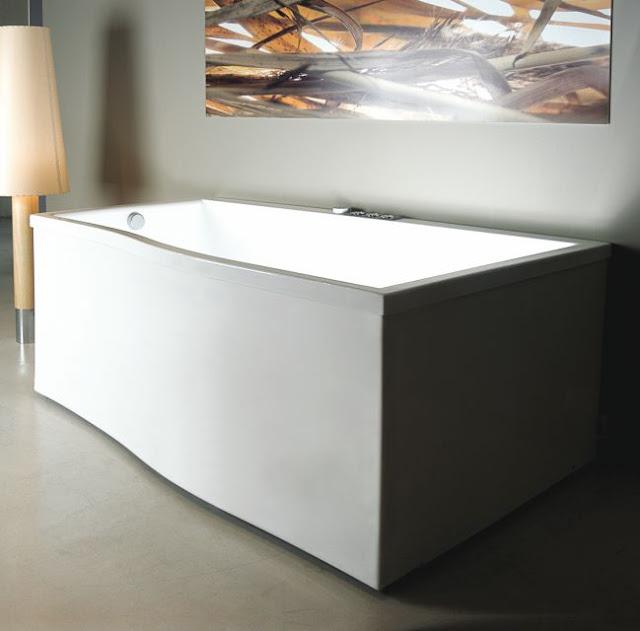Акриловые ванны и бассейны Novitek из Финляндии для ванной комнаты