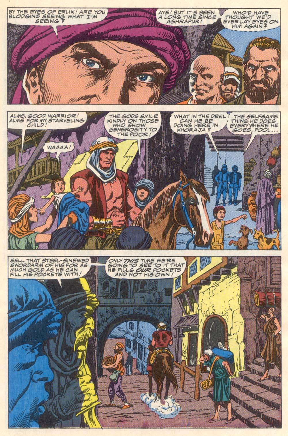 Conan the Barbarian (1970) Issue #223 #235 - English 2