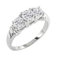 3stone diamond rings