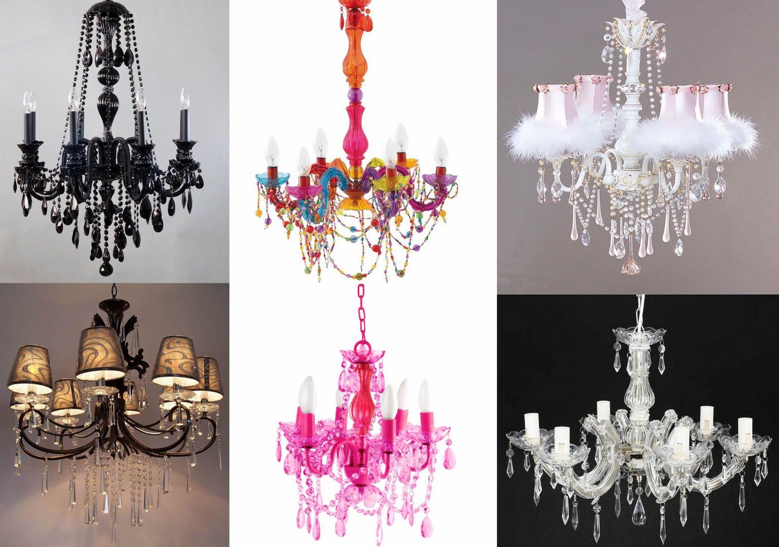 Lima backstage chandeliers - Candelabros modernos ...