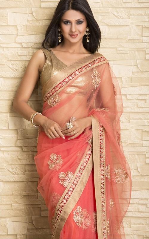 Jennifer Winget Saree And Churidar Photoshoot For Meena