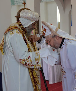 His Holiness Pope Tawadros
