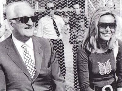 buongiornolink - È morta Fiamma, la musa misteriosa che accendeva la vita di Ferrari