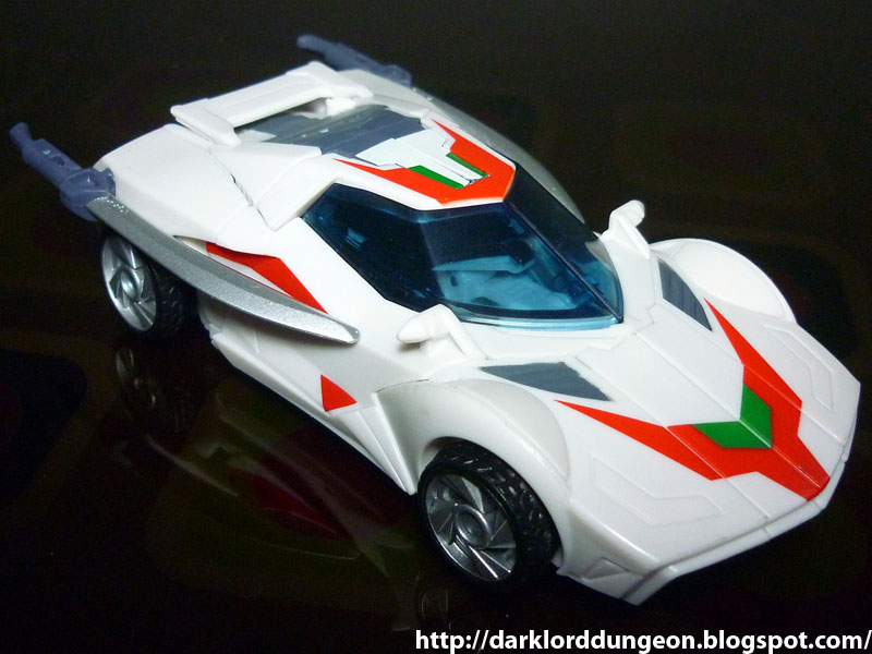Transformers prime wheeljack car - photo#6