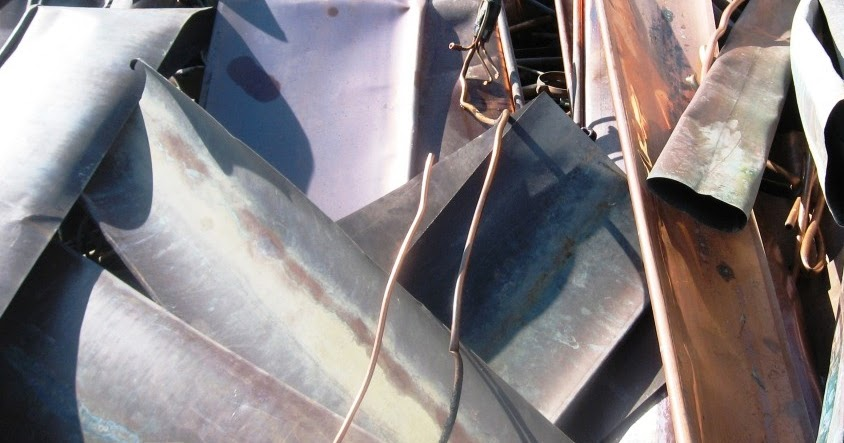 Dove vendere rame usato vendere rottami smaltire rifiuti for Quotazione barra ottone