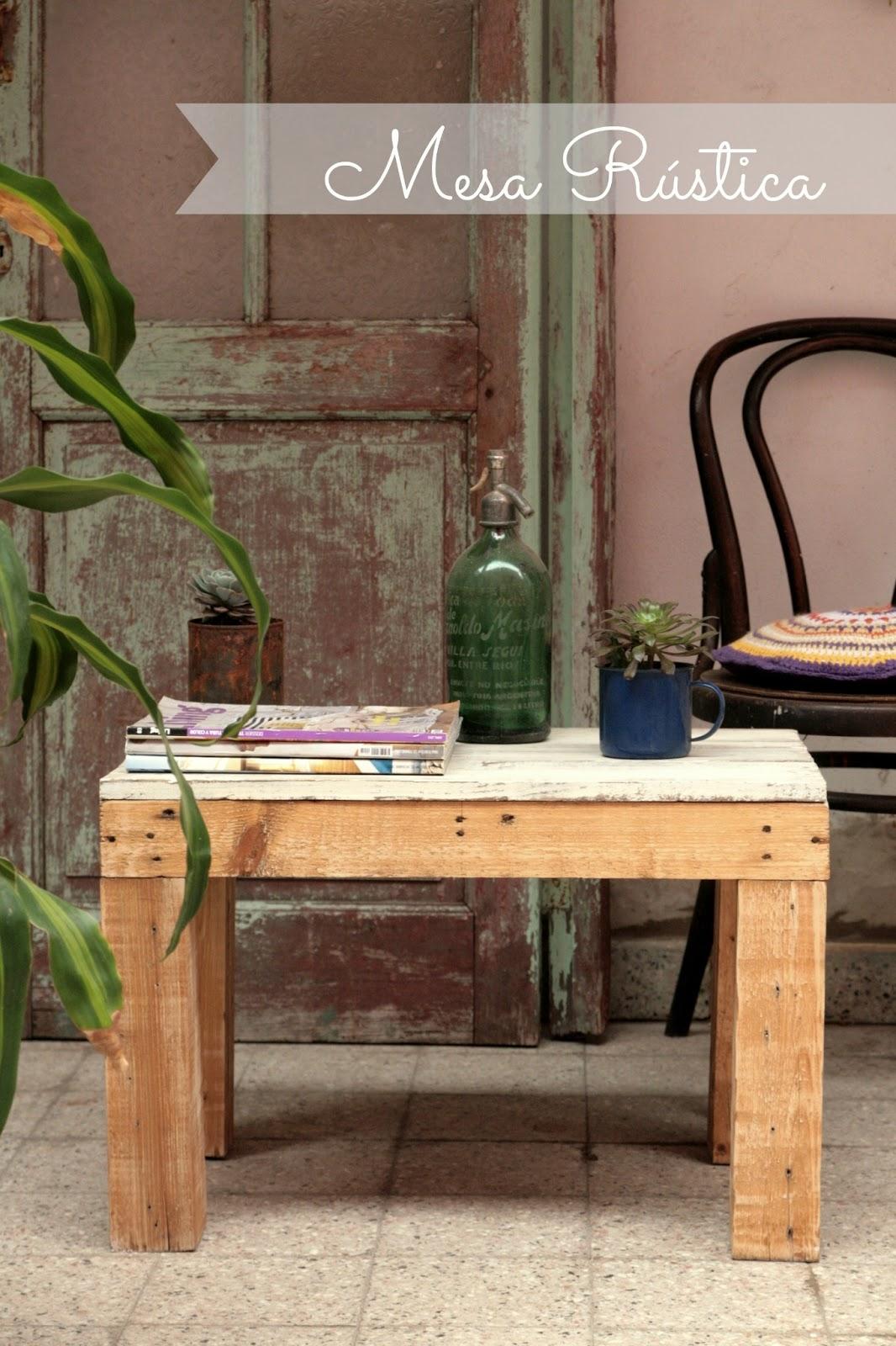 Decorar cuartos con manualidades patas de madera para for Piani di casa cabina rustica