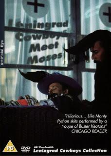 Watch Leningrad Cowboys Meet Moses (1994) movie free online