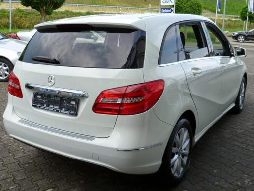B-Klass 180 CDI Mercedes-Benz
