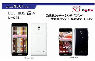 Latest LG Smartphones