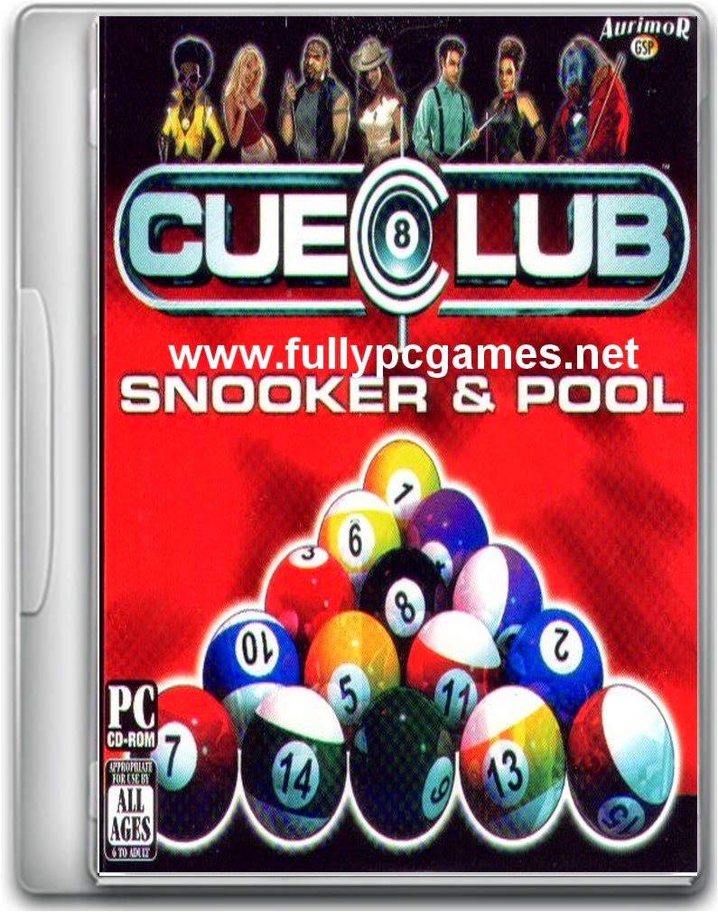 Cue Club PC Game Free Download - Game Maza