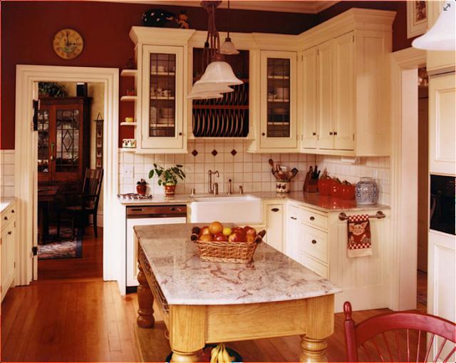 Red Kitchen Ideas Unique Of Old Farmhouse Kitchen Ideas Image