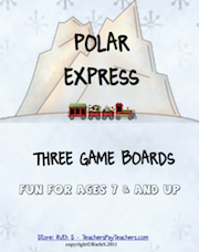 photo of Polar Express, PDF Teacher Park