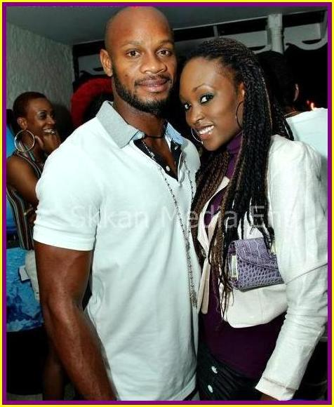The gallery for --> Yendi Phillipps And Asafa Powell