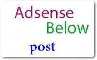 How To Place Adsense Below Post Title In Blogger