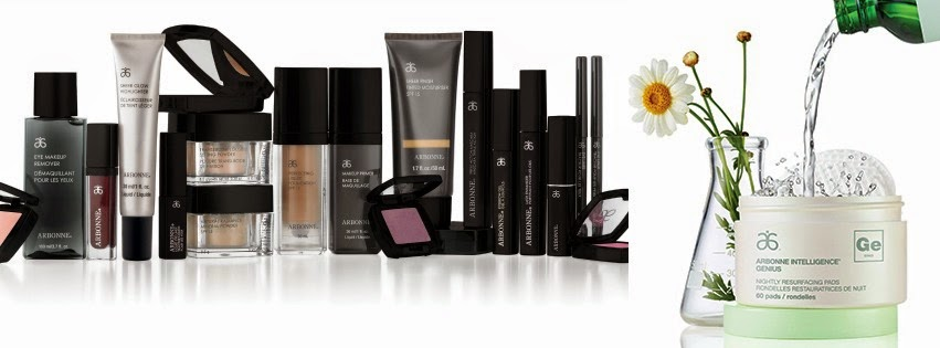 Arbonne Makeup
