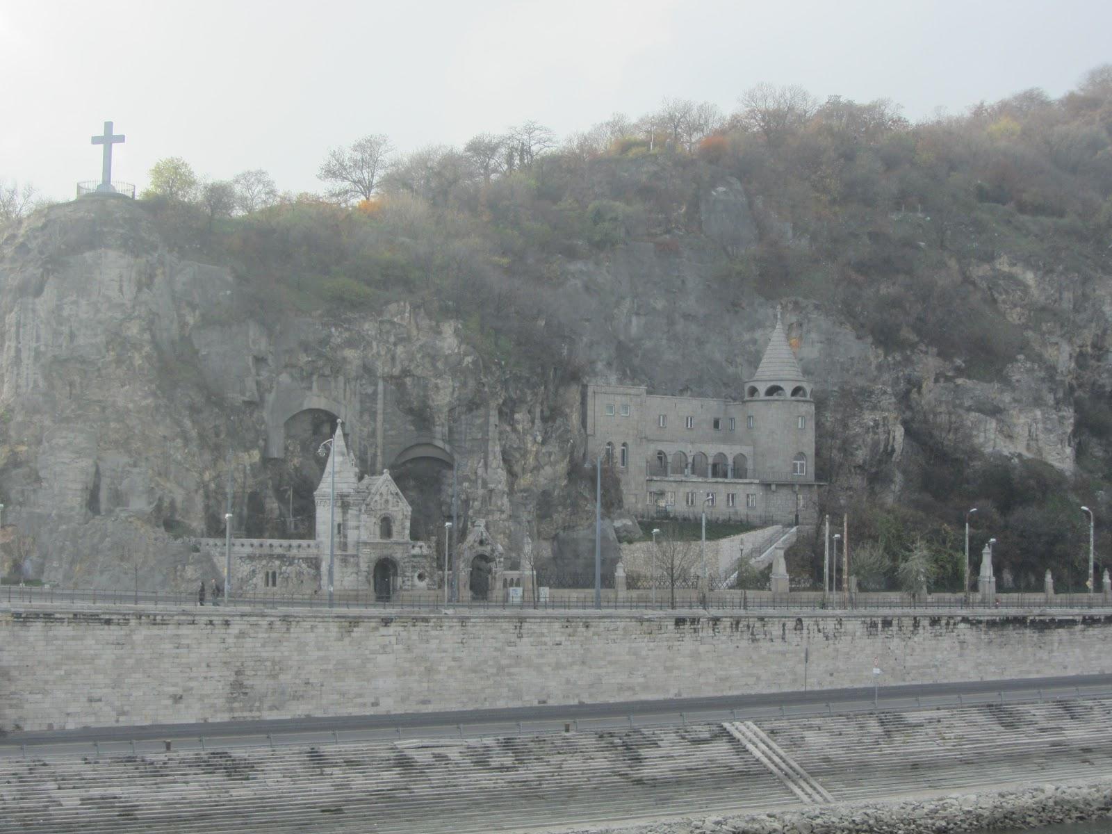 Gellért Hill Cave Church Budapest
