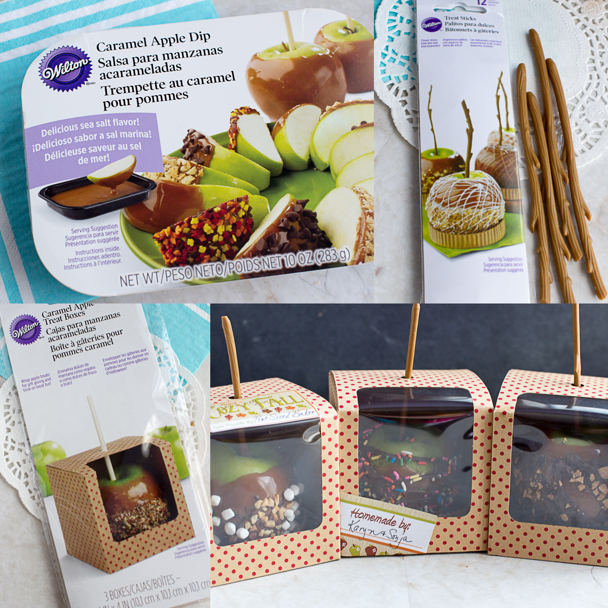 Easy Caramel Apples And Slices Pint Sized Baker
