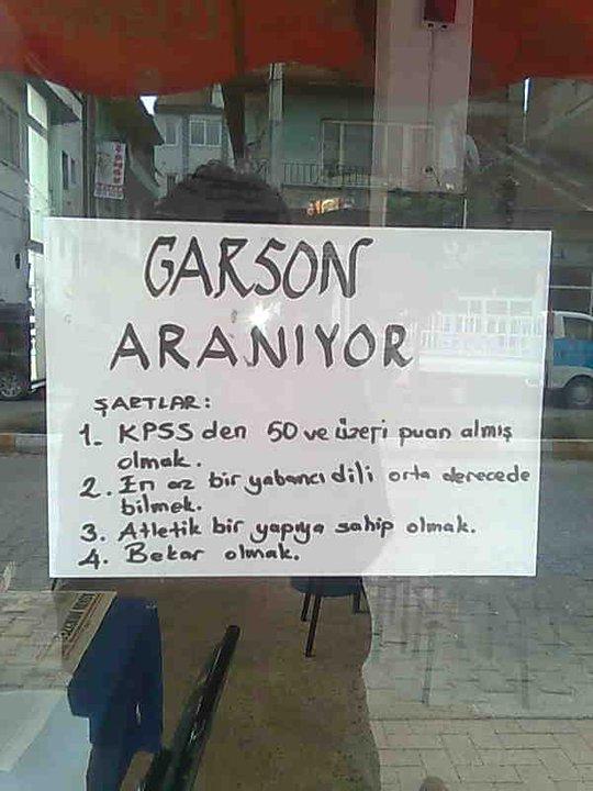 garson - En iyi caps 'ler