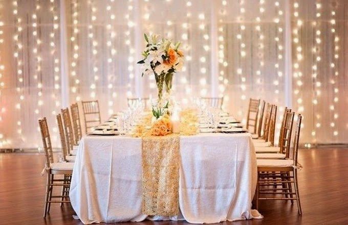 String Lights For Wedding : 26 Creative Lighting Ideas for Your Wedding Reception