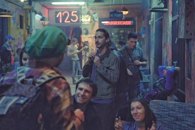Imágenes de la película Charlie Countryman