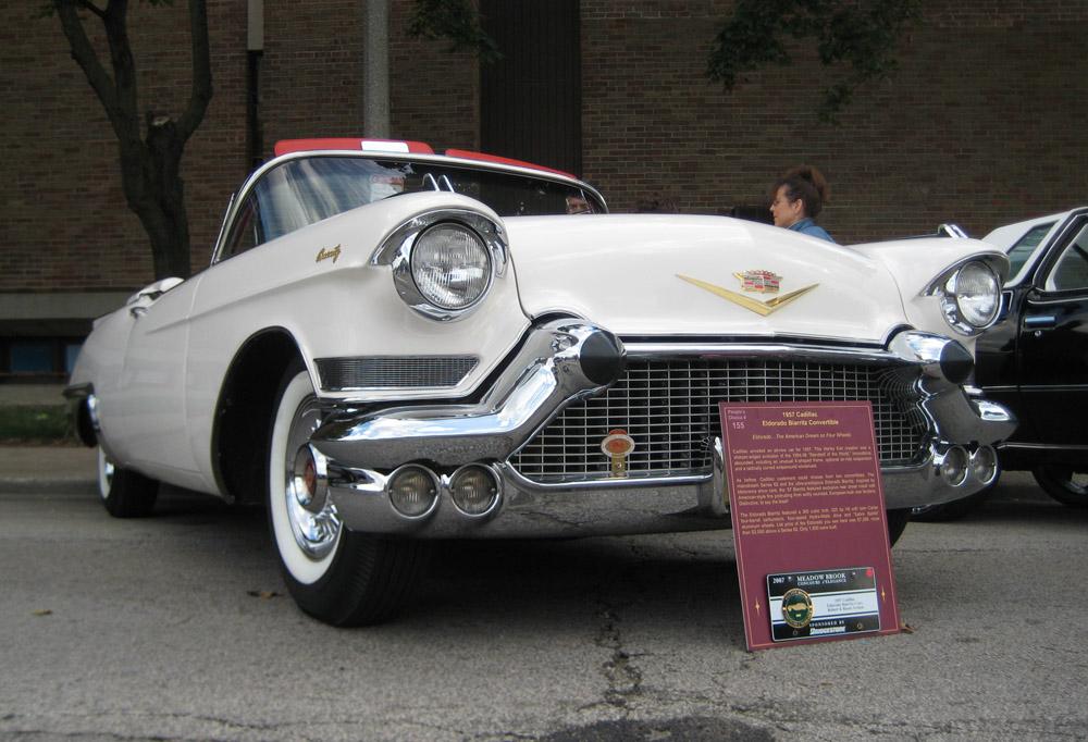 1957 Cadillac Eldorado Biarritz Convertible Primierauto