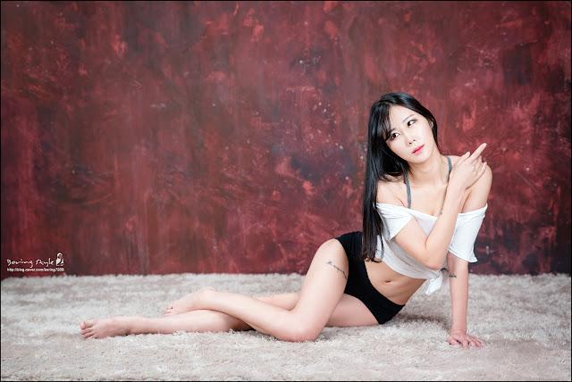 3 Lee Yoon Hee - Three Studio Sets - very cute asian girl-girlcute4u.blogspot.com