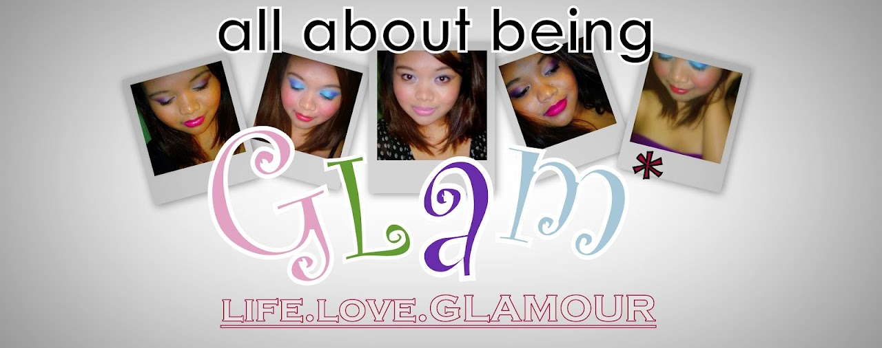 all about being glam