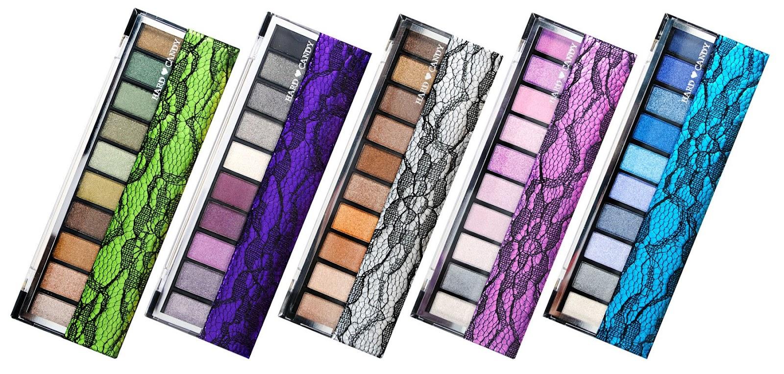 News from Hard Candy cosmetics *Loevens makeup rambles* - Hard Candy Makeup