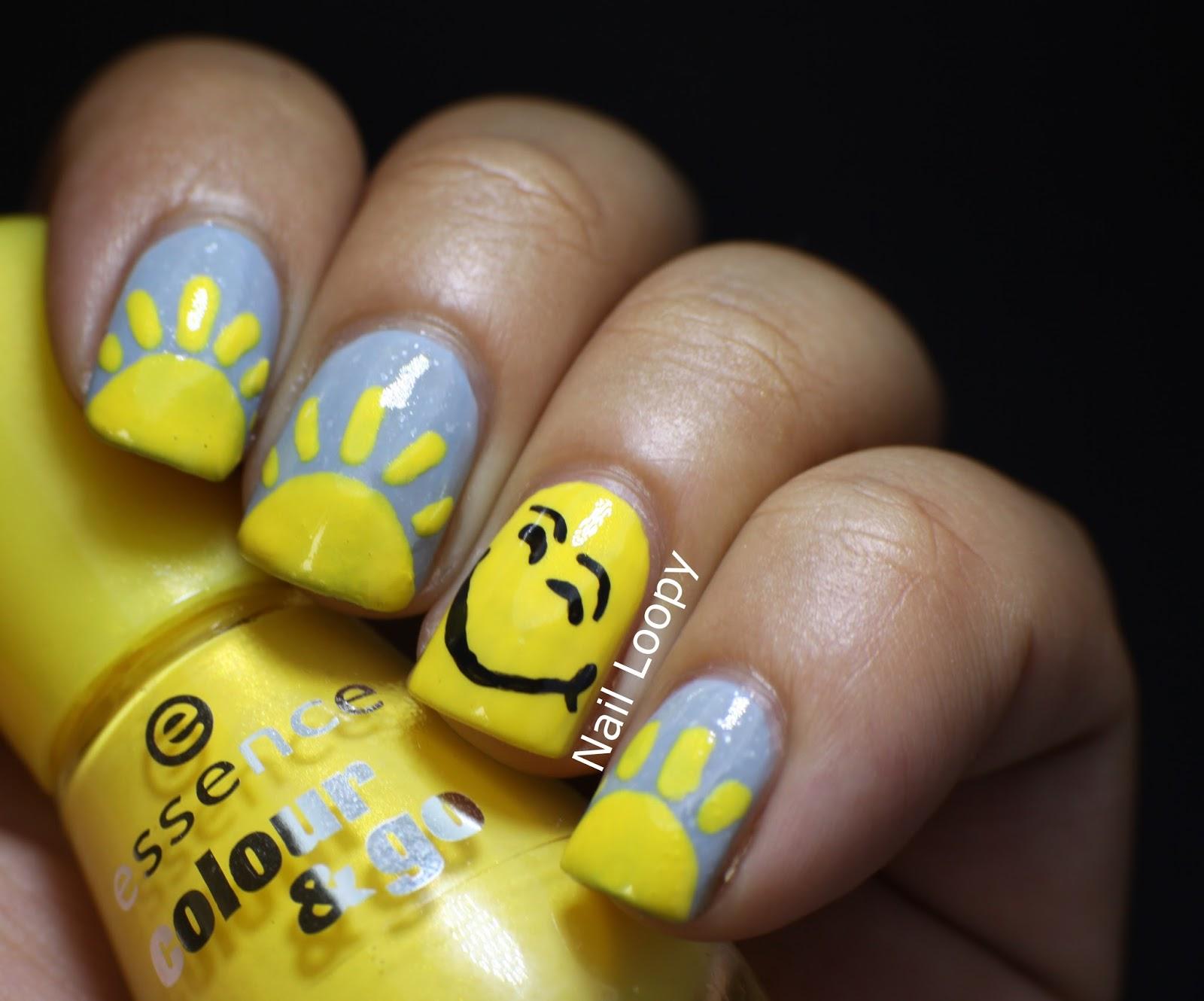 Nail Loopy Sunshine Nails Uk Edition