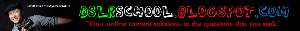 Digital Single Lens Reflex School