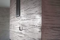 Tynki strukturalne, aranżacja ściany poprze tynk dekoracyjny