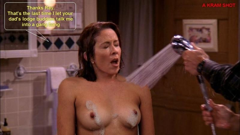 Everybody loves raymond debra naked