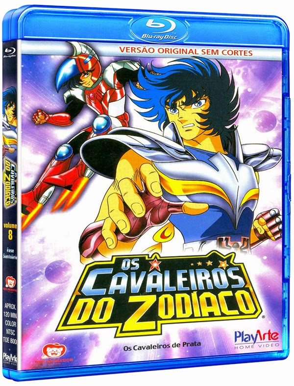 Os Cavaleiros do Zodiaco: Saga de Prata – Parte 2 (1986-1989) Blu-Ray 1080p Download Torrent Dublado