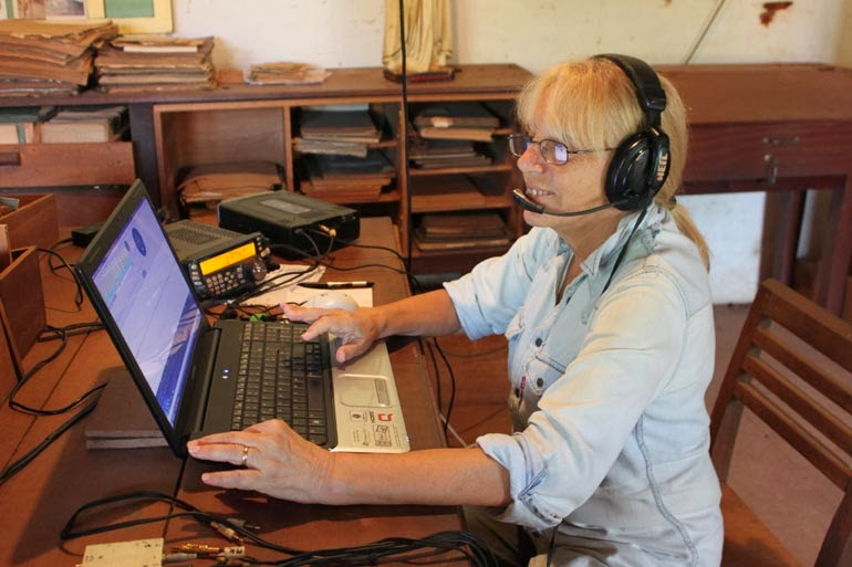 Image result for The DXpedition shall be energetic on all HF bands and modes for approximately 10 days
