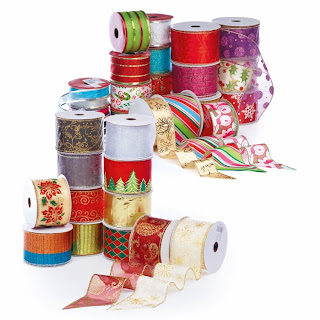 http://www.oldtimepottery.com/products/floral/ribbon/christmas-ribbon