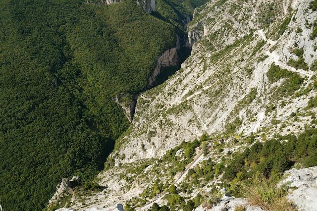 Canyon dell'Avello