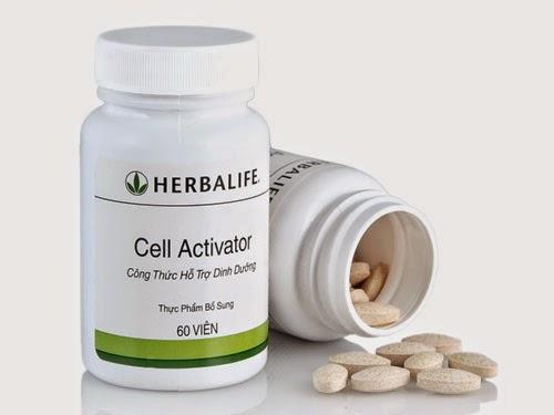 Cell Activator tăng cường hấp thu dinh dưỡng